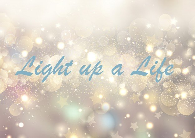 Making the most of Light up a Life