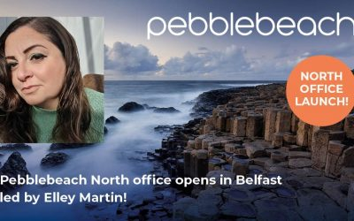 Pebblebeach North launches in Belfast led by Elley Martin!